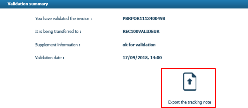 Manage Subcontracting Co Contracting Invoices Communaute Chorus Pro