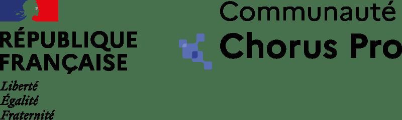 Logo communauté chorus pro