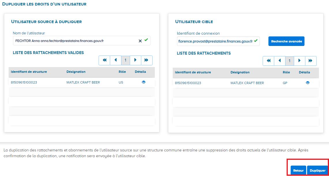 """Illustration de l'article """"Dupliquer les droits d'un utilisateur"""""""