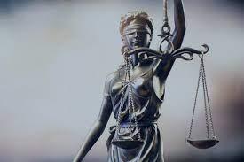 La balance - symbole de la Justice